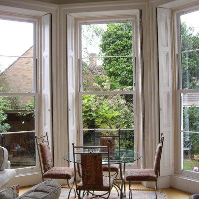 3 Metre PVC Sliding Sash Windows (Internal View)