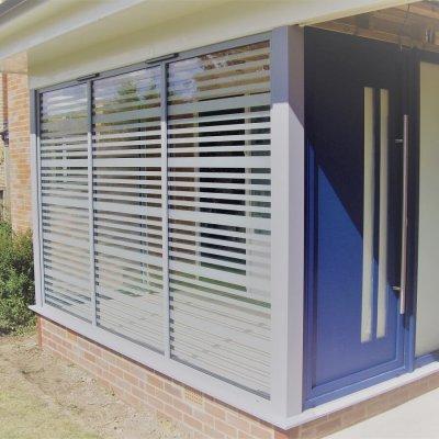 Aluminium Porch & Door