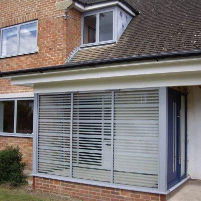 Aluminium Windows, Porch & Door