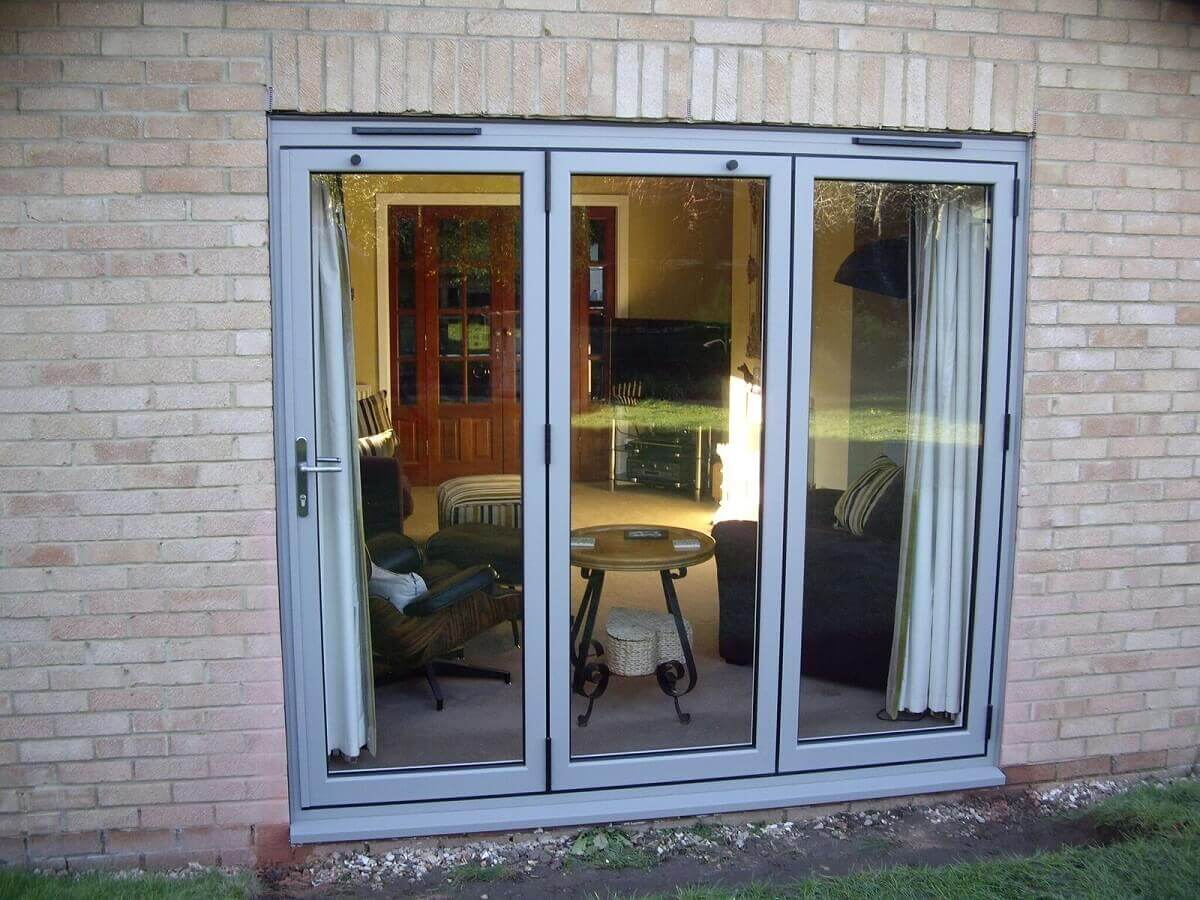 Balmoral Bi-folding Doors