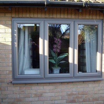 Beautiful Balmoral PVCu Window