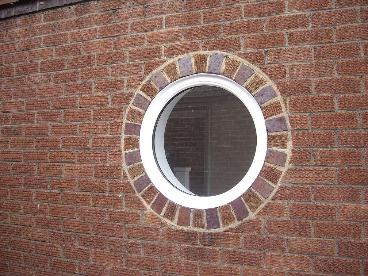 Circular Window Exterior