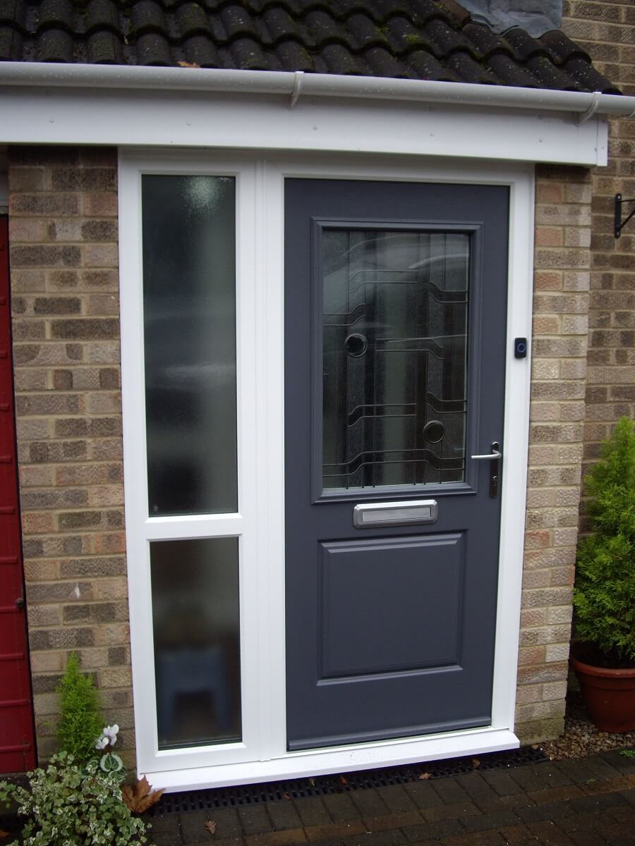 Endurance Slate Grey Tate with Opal glass