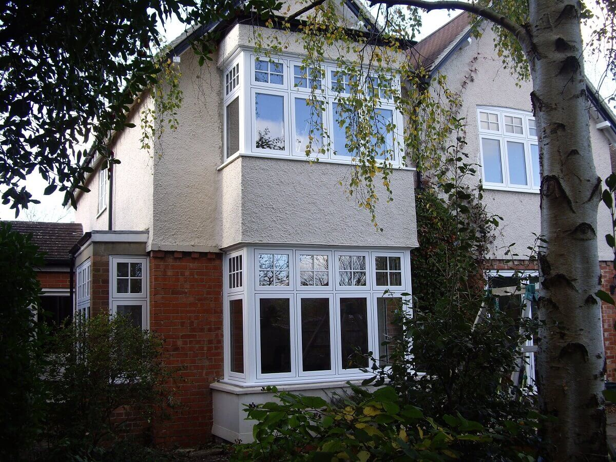 Flush Sash Bay & Casement Windows