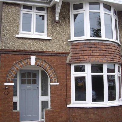 Four Sided Bay Windows