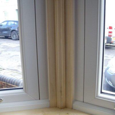 New Timber Surrounding Sliding Sash Windows (Interior)