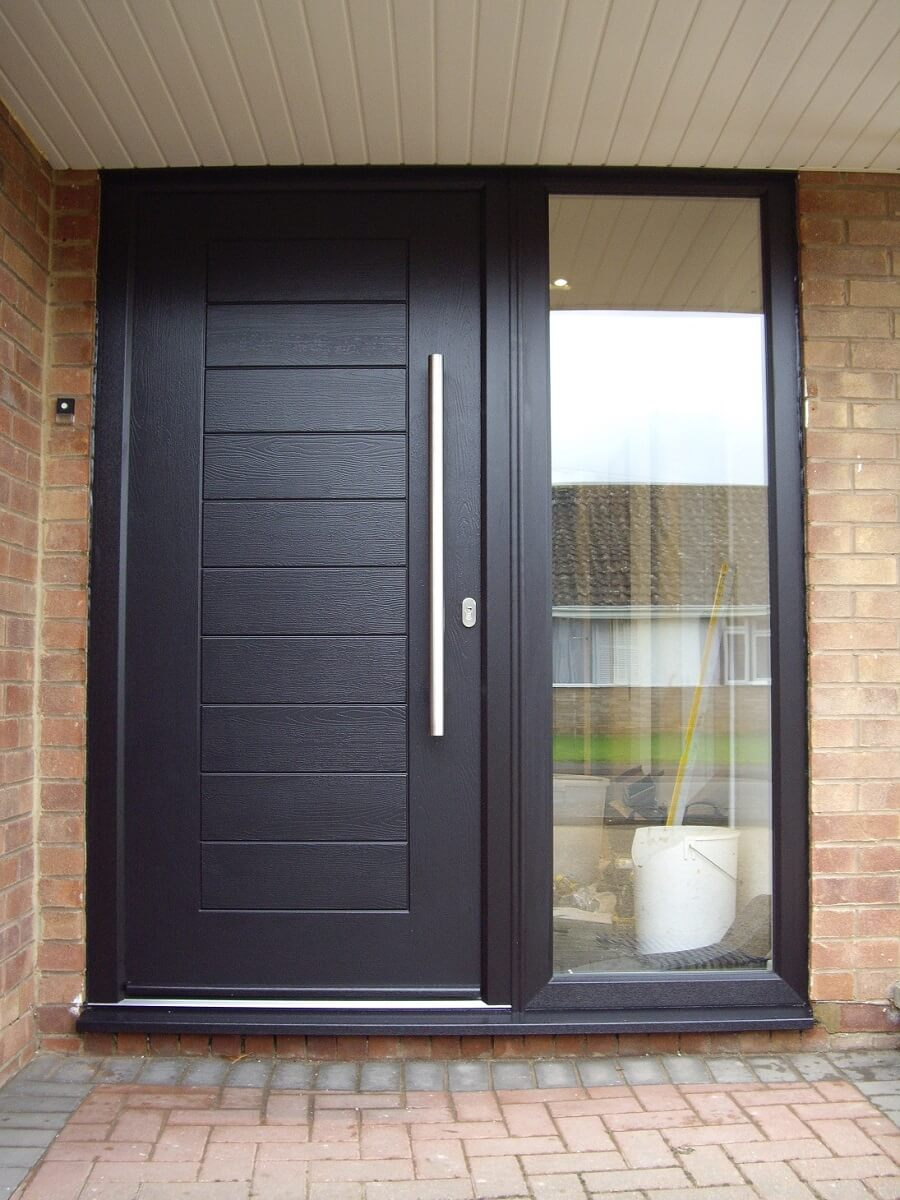 Raven Black Endurance Mayon door and side screen