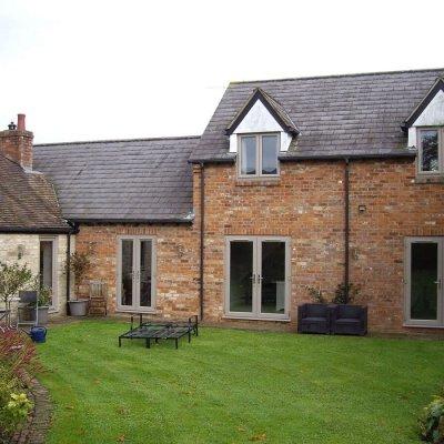 Windsor colour PVCu windows and doors