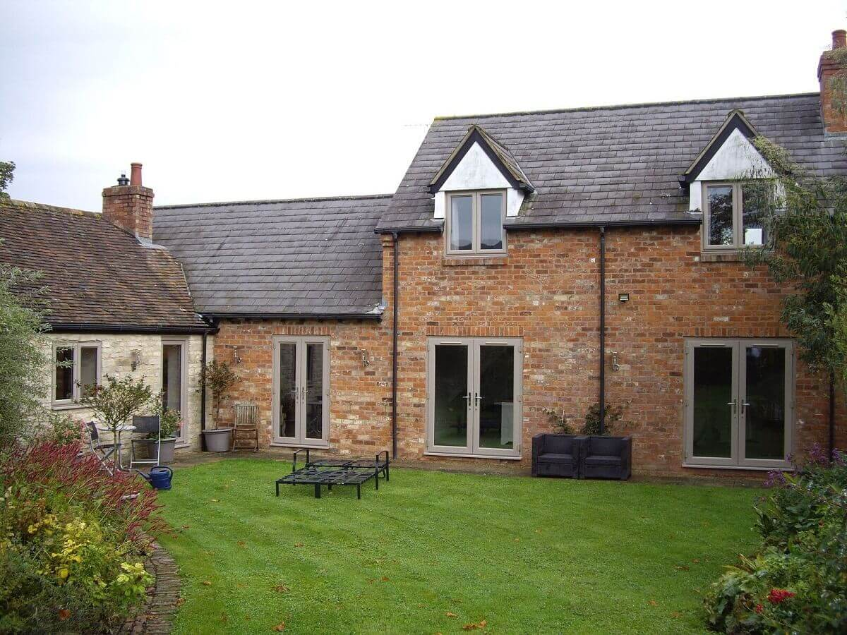 Windsor colour PVCu windows and doors